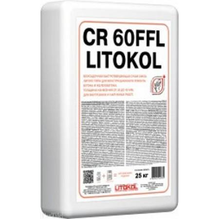 Ровнитель для поверхностей LITOKOL CR 60FFL Официальный сайт