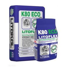 LITOKOL LITOFLEX K80 ECO ПЛИТОЧНЫЙ КЛЕЙ