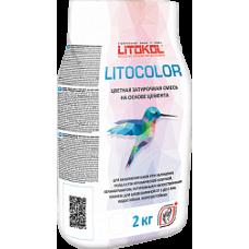 LITOKOL LITOCOLOR Цементная затирка