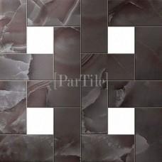 ATLAS CONCORDE RUSSIA S.O. Black Agate Mosaic Lap
