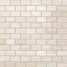 ATLAS CONCORDE RUSSIA S.O. Pure White Brick Mosaic