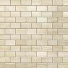 ATLAS CONCORDE RUSSIA S.O. Ivory Chiffon Brick Mosaic