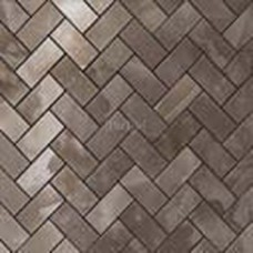 ATLAS CONCORDE RUSSIA S.O. Black Agate Herringbone Mosaic