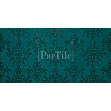 ATLAS CONCORDE Ewall Petroleum Green Damask
