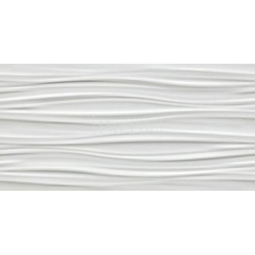 ATLAS CONCORDE 3D WALL DESIGN Ribbon White Плитка