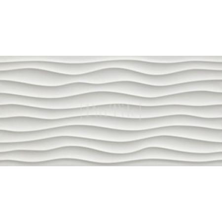 ATLAS CONCORDE 3D WALL DESIGN Dune White Matt