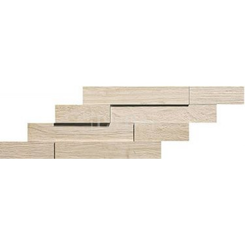 ATLAS CONCORDE Axi White Pine Brick 3D Белый 20x44