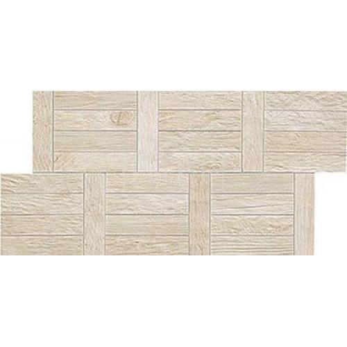 Атлас Конкорд Axi White Pine Treccia Белый 28x53