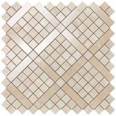 ATLAS CONCORDE Marvel Trav. Alabastrino Diagonal Mosaic