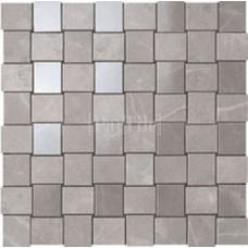 ATLAS CONCORDE Marvel Grey Fleury Net Mosaic
