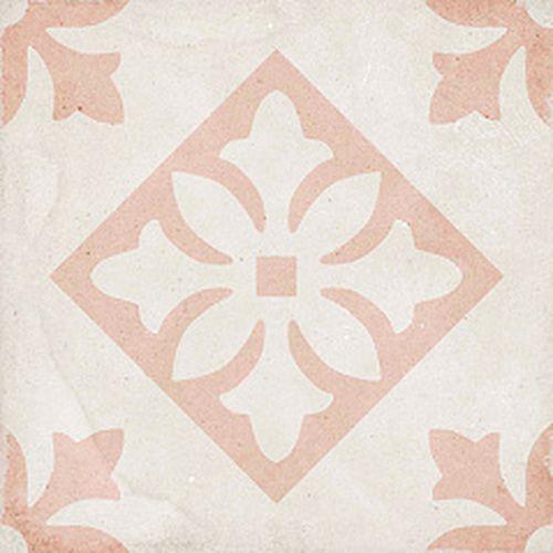 Напольная Плитка Equipe Art Nouveau Padua Pink 20x20 Официальный сайт