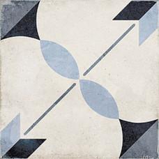 Напольная Плитка Equipe Art Nouveau Arcade Blue 20x20 Официальный сайт