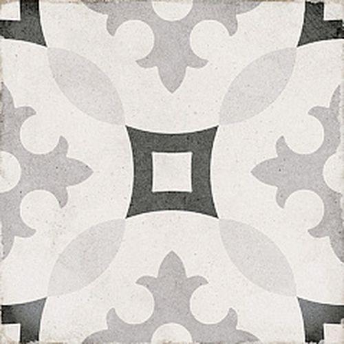 Напольная Плитка Equipe Art Nouveau Karlsplatz Grey 20x20 Официальный сайт