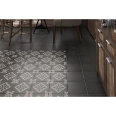 Напольная Плитка Equipe Art Nouveau Charcoal Grey 20x20 Официальный сайт