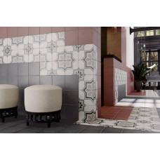 Напольная Плитка Equipe Art Nouveau Capitol Grey 20x20 Официальный сайт