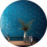 Синяя Напольная и настенная плитка