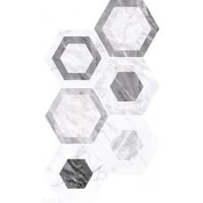 EQUIPE Bardiglio Hexagon Geo