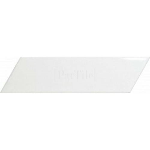 Купить плитку EQUIPE CHEVRON WALL White Left Официальный сайт