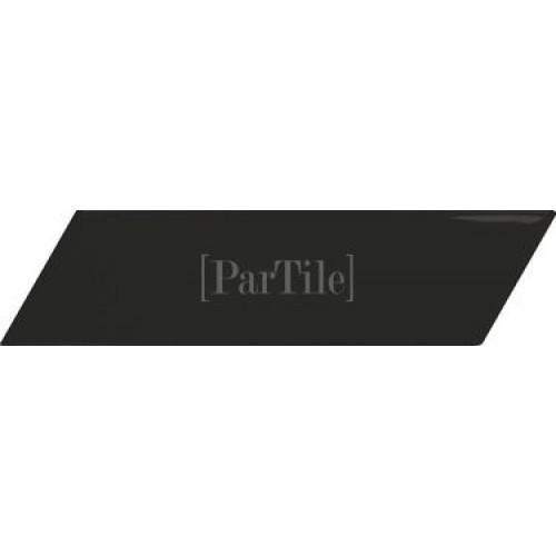 Купить плитку EQUIPE CHEVRON WALL Black Left Официальный сайт