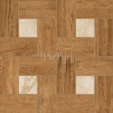 ITALON Natural Life Wood Honey 45x45