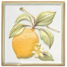KERAMA MARAZZI Капри Декор Лимончики 10х10
