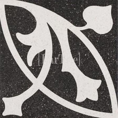 Купить Керамическую плитку Pamesa Deco Erte Negro с рисунком по лучшей цене