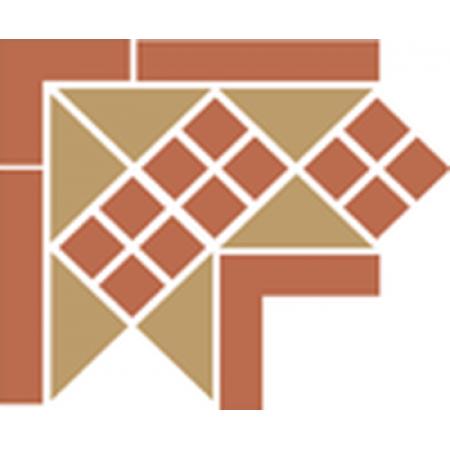 Метлахская плитка Topcer OCTAGON Corner LISBON-2