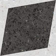 WOW Drops Rhombus Decor Graphite