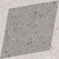 WOW Drops Rhombus Grey
